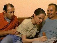 Porno casting z Francie 43
