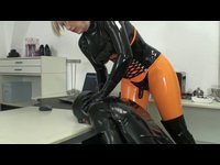 Wife fucked in front of husband