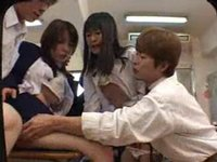 Orgie v japonské škole