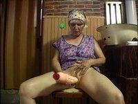 Nadržená babka Grešlička