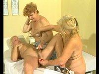 Babičky řádí v ordinaci