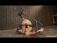Amatérský šukací stroj