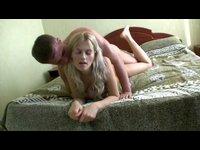 Domácí video mladé dvojice