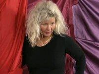 Paní Scarlett na castingu