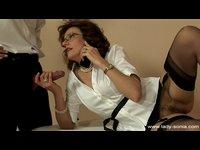 hot brunette girl fucked by two dicks(2).wmv
