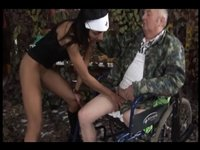 Sex s handicapem 3