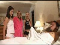 Lexi's Art Of Creepy Massages clip 8