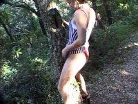 Čůrání na strom