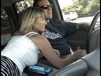Honitba za jízdy