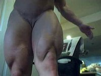 Svalnatý nohy
