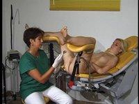 Gynekologický vyšetření