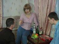 Opíjení zralých žen