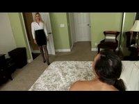 Manželka ho nachytá s jinou
