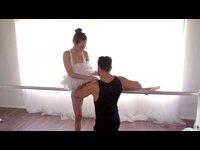 vysukana baletka